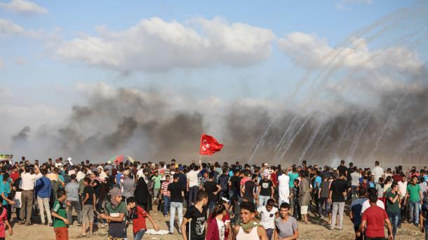 Palestine : Un massacre, un point c'est tout