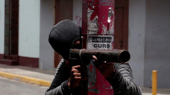 Nicaragua : des manifestants pas si pacifistes... (DECRYPTAGE)