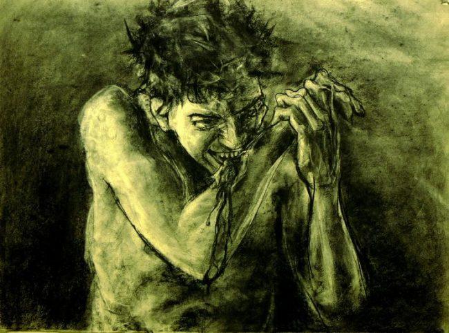 Erysichton, le nom (difficile à prononcer) de celui qui se mange lui-même