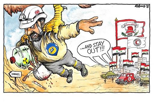 Syrie / Retour sur les «Casques blancs», usurpateurs d'identité.