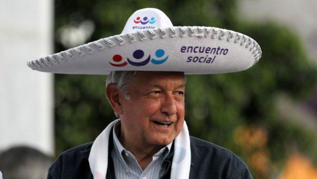 Mexique : la victoire d' « Amlo »