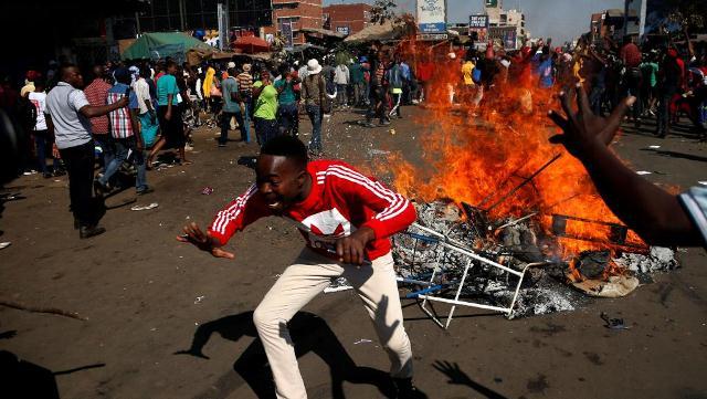 Zimbabwe : Comission d'enquête sur les violences post-électorales