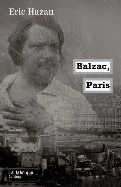 Balzac et le pari d'Eric Hazan