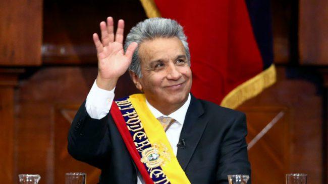 Équateur : un Lénine de pacotille