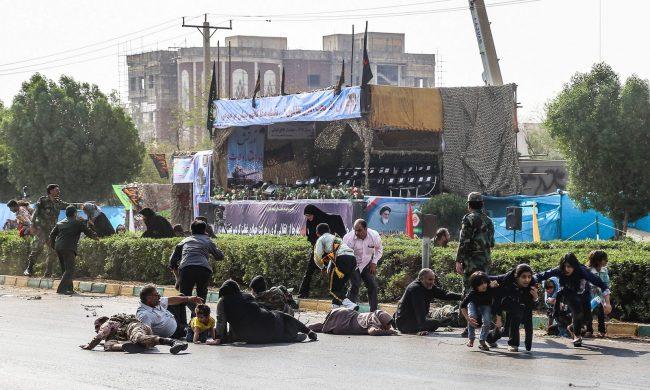 Iran : attaque terroriste à Ahwaz, le flou demeure