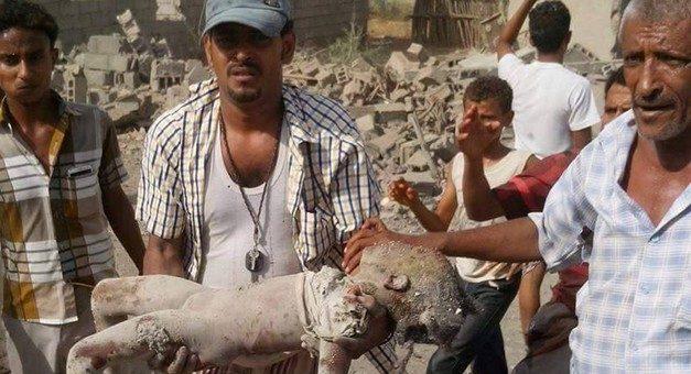 Pendant que tous les regards se portent sur Idlib, les USA continuent de décimer le Yémen