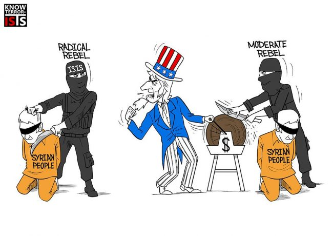 Syrie / Une autre étape transitoire de la guerre terroriste