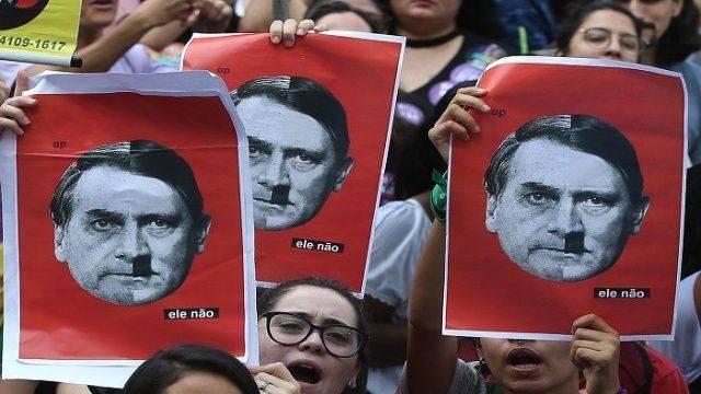 Les empreintes digitales de la CIA sont sur l'élection au Brésil