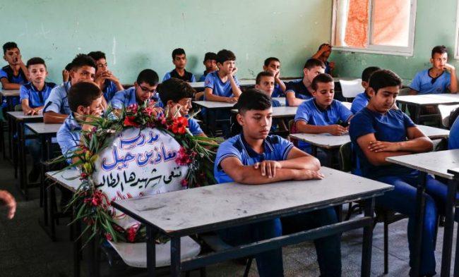 Fares est assassiné, les cours se poursuivent et la vie continue à Gaza !
