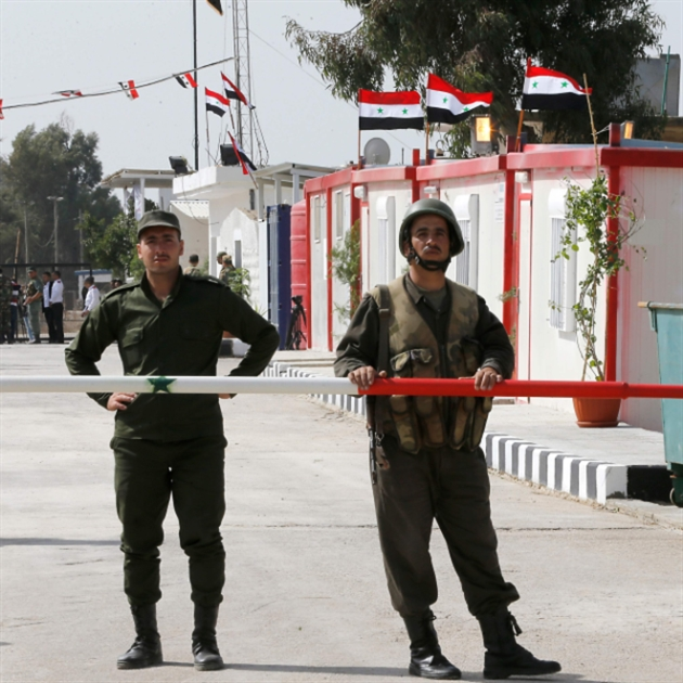 L'Irak et la Syrie négocient la réouverture de leurs postes-frontières