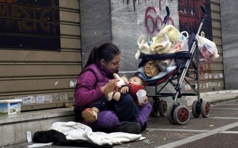 Les États-Unis sont le premier pauvre pays riche