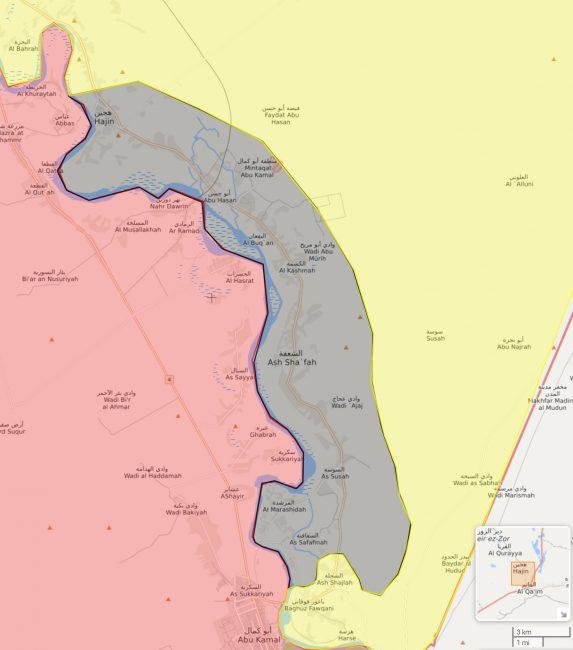 Syrie : une fois de plus les États Unis font semblant de combattre État Islamique