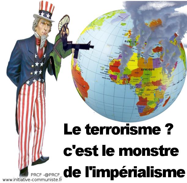 La « guerre contre la terreur », alibi d'un crime de masse