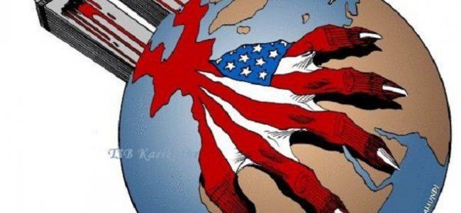 Sous l'eau mouillée, découvrir enfin l'Amérique !!