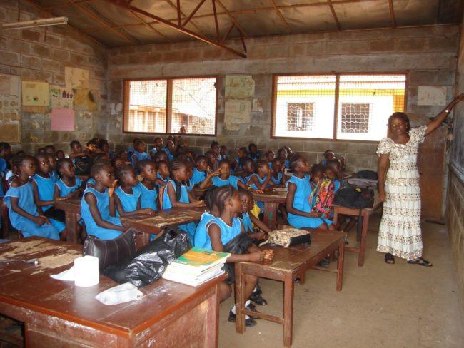 Afrique de l'Ouest : 2150 écoles fermées pour raison de insécurité