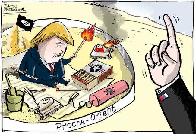 Caroline Galactéros : « Le retrait des Américains en Syrie est l'ultime chance pour la France de peser de nouveau »