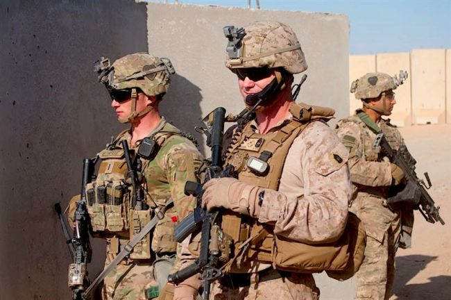 Ne retenez pas votre souffle au sujet du retrait des troupes américaines de Syrie