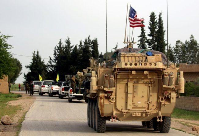 Syrie, point final de l'Empire ?