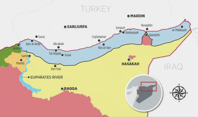 Une « zone de sécurité » turque dans le nord-est de la Syrie est une mauvaise idée