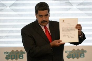 Venezuela : 10 vérités à faire valoir sur la légitimité du président Maduro (15yultimo)