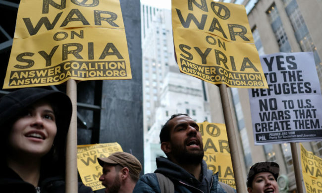 Ce que le retrait de Syrie de Trump révèle vraiment