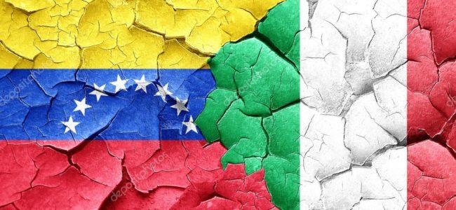 Coup d'État à l'italienne contre les interventionnistes européens contre le Venezuela