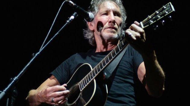 Roger Waters, fondateur des Pink Floyd :