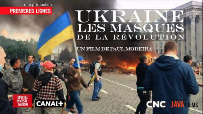 """Un auteur du """"Comité Ukraine"""" condamné pour diffamation envers Paul Moreira"""
