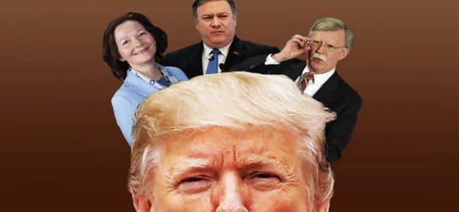 WASHINGTON VEUT AFFAMER LES PEUPLES D'IRAN, DU VENEZUELA, DE CUBA ET TOUS CEUX QUI OSENT LUI RESISTER…