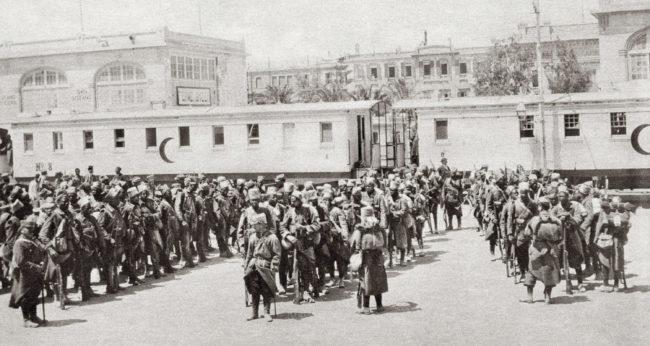 Alexandrie dans l'œil du cyclone : La Grande Guerre vécue depuis un Balcon