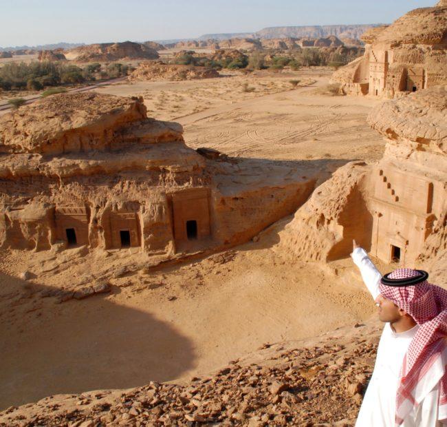 En quête d'une Arabie oubliée. Découvertes et mises en valeur