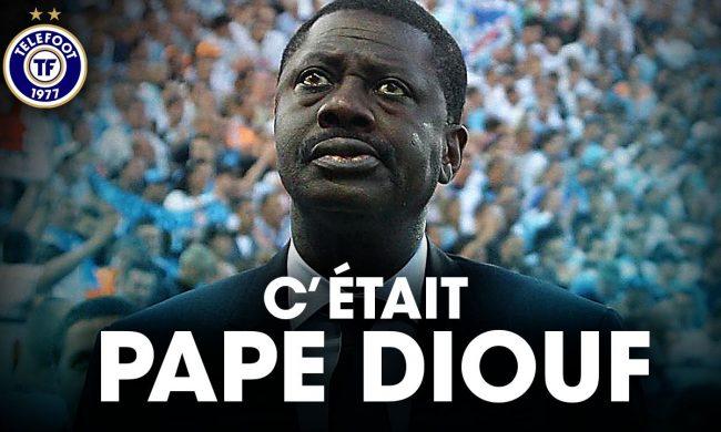 Hommage : c'était Pape Diouf…