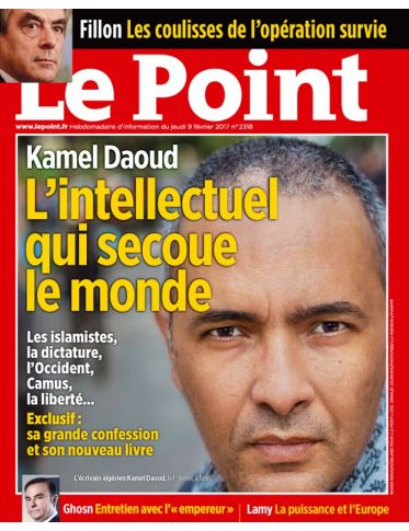 Kamel Daoud, écrivain français