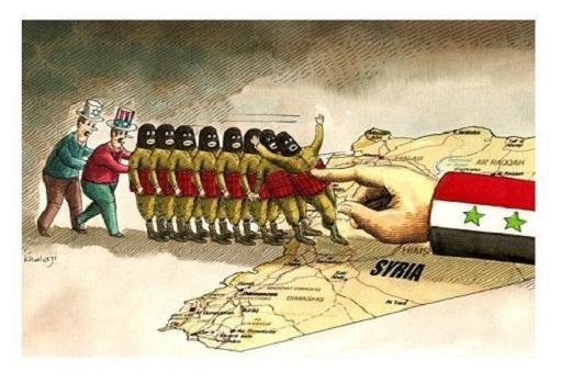 Syrie : Les sanctions de l'Occident sont l'autre visage du terrorisme