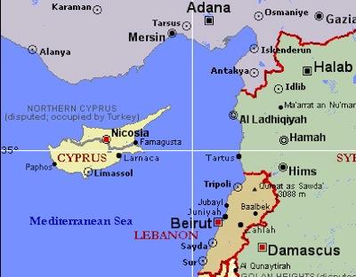 Chypre: vers une base russe en Méditerranée?
