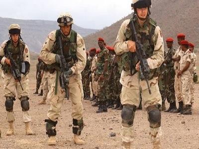 3 000 soldats US en route pour l'Afrique