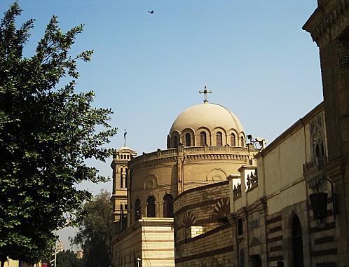 Egypte-Incendie de l'église Saint Georges : alarme lancée depuis les micros de la mosquée voisine