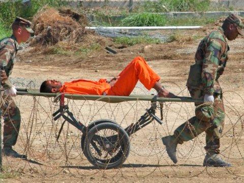N'oublions pas Guantanamo !
