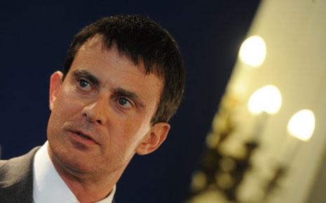 Valls : Le suicide