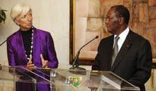 Côte d'Ivoire : Taux de croissance menteur