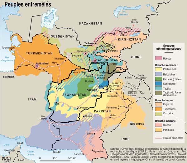 L'Ouzbékistan se rapproche des Etats-Unis, la Russie arme le Kirghizistan