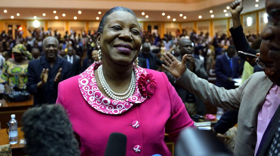 Centrafrique: Catherine Samba-Panza n'est pas le messie