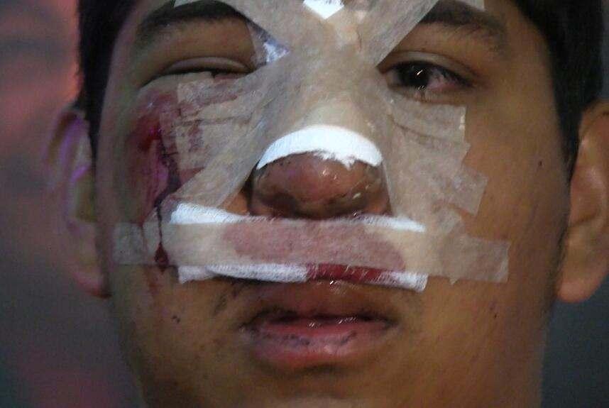 Venezuela : une manipulation d'image particulièrement odieuse