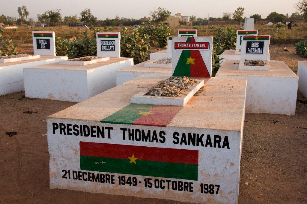 Burkina : Qui a peur de la tombe de Thomas Sankara ?