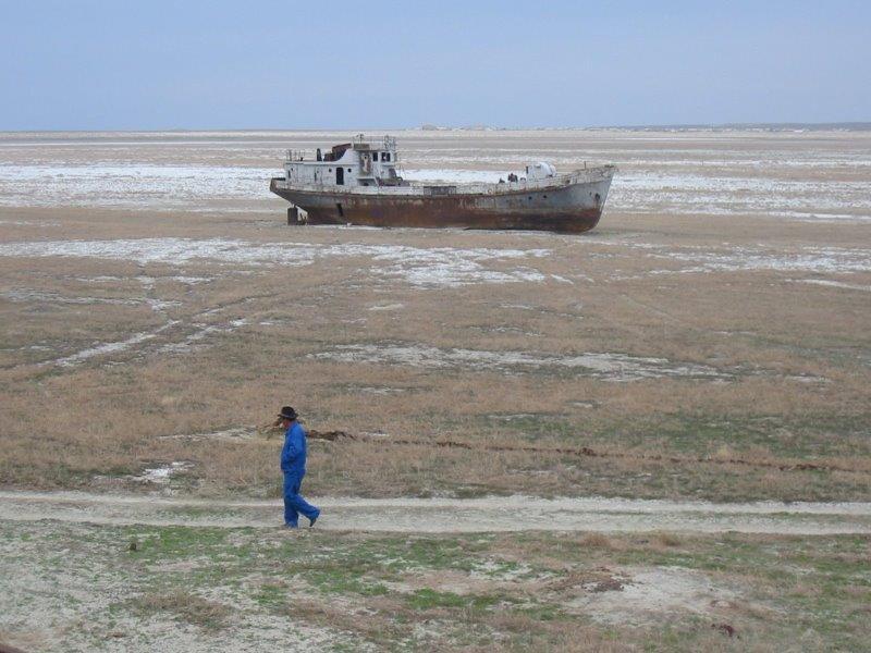 Géopolitique - Le bassin de la mer d'Aral : une eau empoisonnée