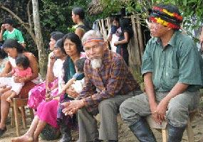 L'Etat équatorien présente une excuse officielle envers les Kichwa