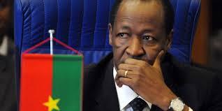 Burkina : Blaise compaoré démissionne