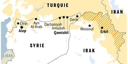 Entretien avec Omar Oussi : Nous, les Kurdes de Syrie…
