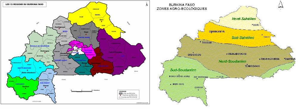 Les agriculteurs du Burkina Faso déjouent le changement climatique