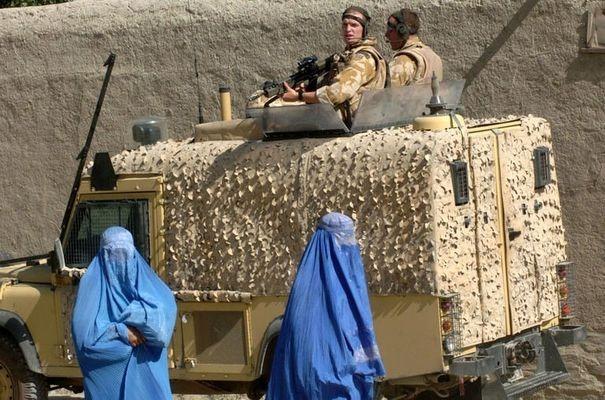 La tragédie afghane : que laissent les troupes britanniques derrière elles ?